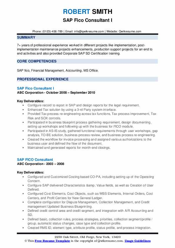 sap fico consultant resume samples qwikresume years experience pdf banquet set up law Resume Sap Fico Consultant Resume 3 Years Experience