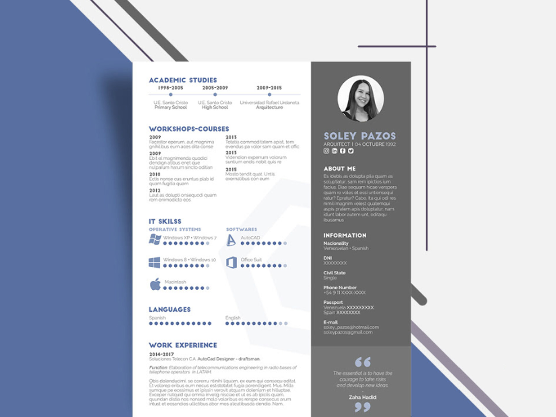 simple two column resume template resumekraft entry level examples for college students Resume Two Column Resume Template
