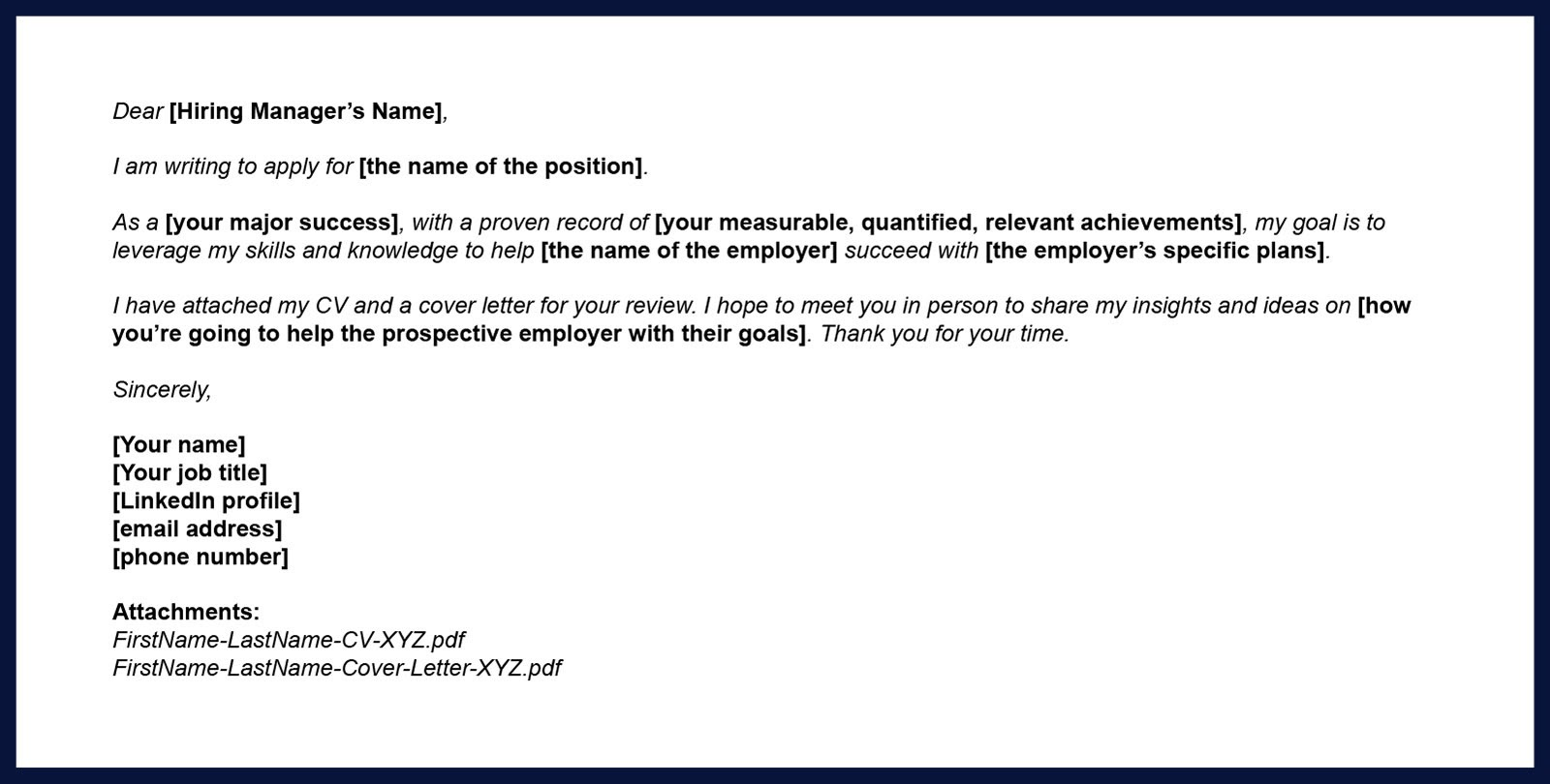 tips for sending your cv via email topcv forwarding resume through reference typed Resume Forwarding Resume Through Reference