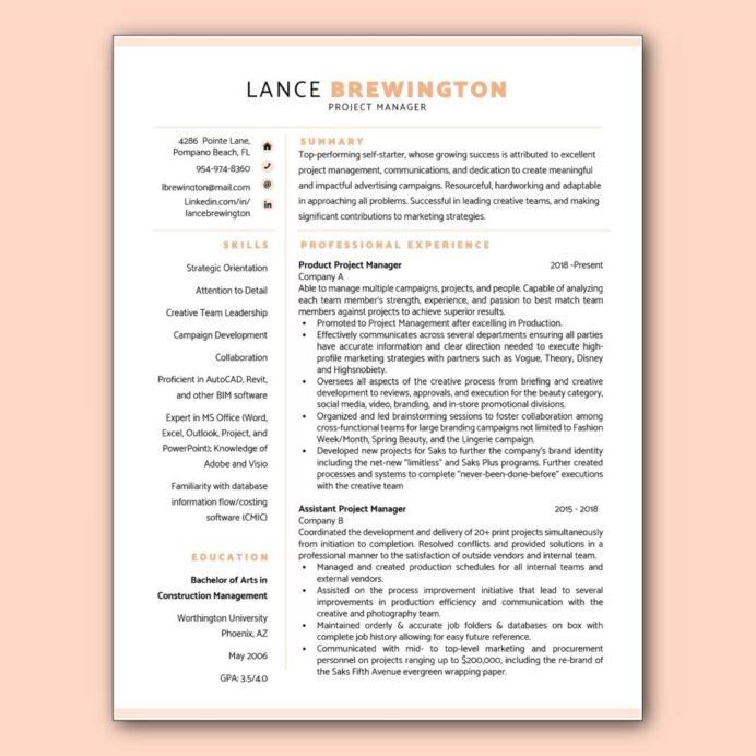 to write an ats friendly resume in the career mark template covers 1024x1024 research Resume Ats Resume Template 2020