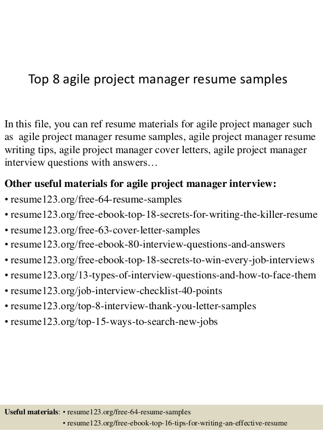 top agile project manager resume samples program information new zealand style iphone Resume Agile Program Manager Resume