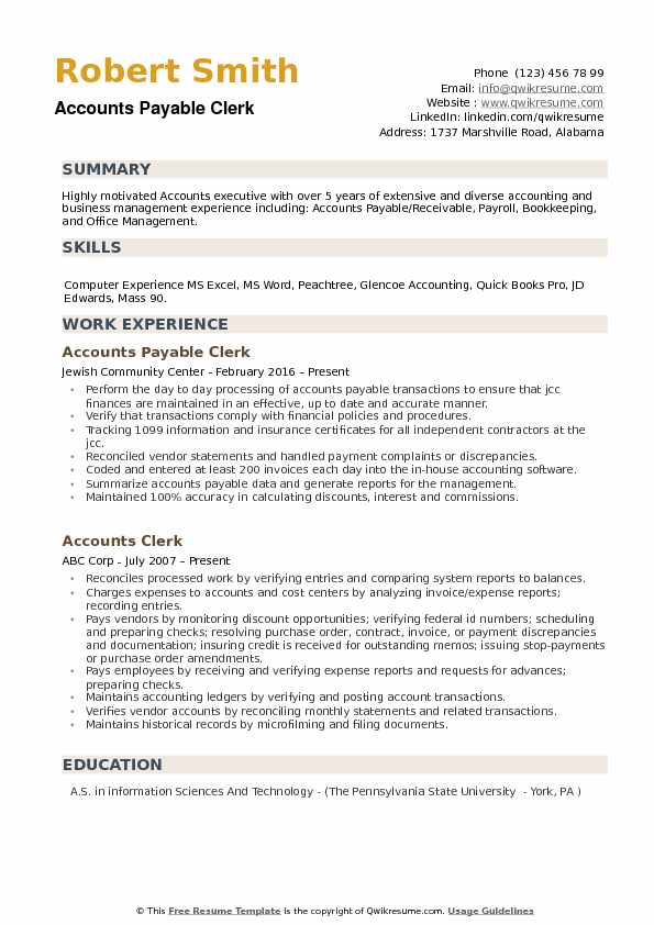 uwg resume ap job description for economics freshers modelo para hacer un shortlisted Resume Payroll Duties And Responsibilities Resume