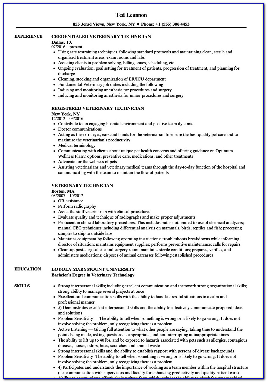 veterinary assistant resume template vincegray2014 health coach for phlebotomist with Resume Veterinary Assistant Resume