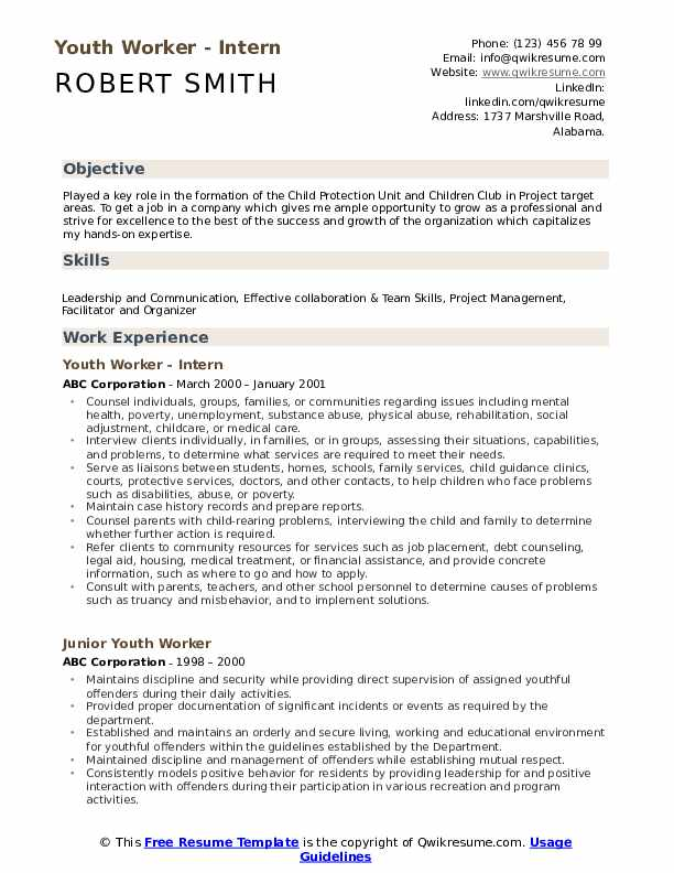 youth worker resume samples qwikresume child and skills pdf canvasser job description for Resume Child And Youth Worker Skills Resume