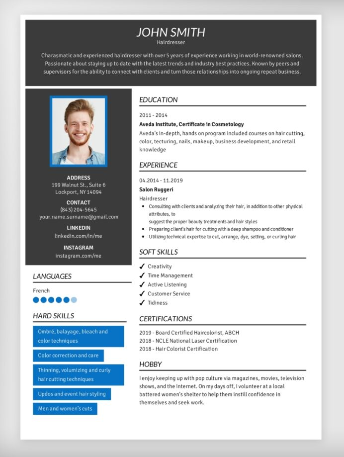 the pros and cons of listing hobbies interests on your resume genius ansible experience Resume Hobbies And Interests Resume