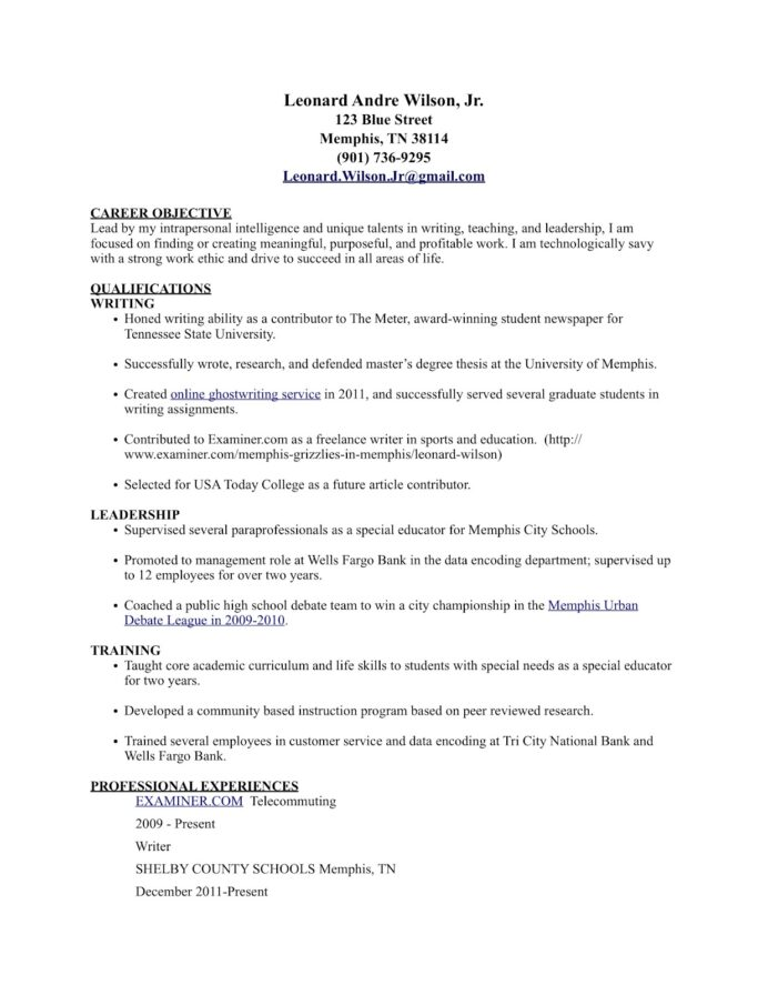 resume help hobbies and interests to include on your sample resume1 big data experience Resume Hobbies And Interests Resume