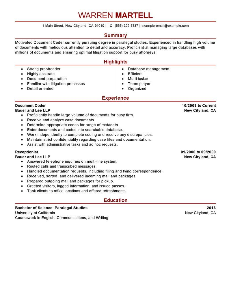sample resumes for medical billing and coding specialist uncategorized coder resume Resume Sample Resume For Medical Coding Specialist